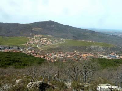 La Chorranca-Cueva Monje-Cerro del Puerco;excursiones de fin de semana rutas peguerinos